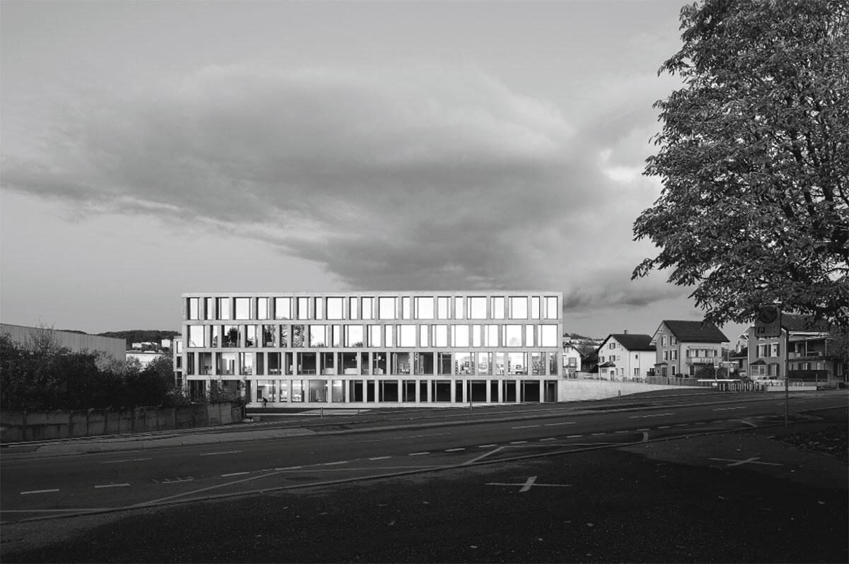 Collège du Léman in Renens von Esposito & Javet, Lausanne