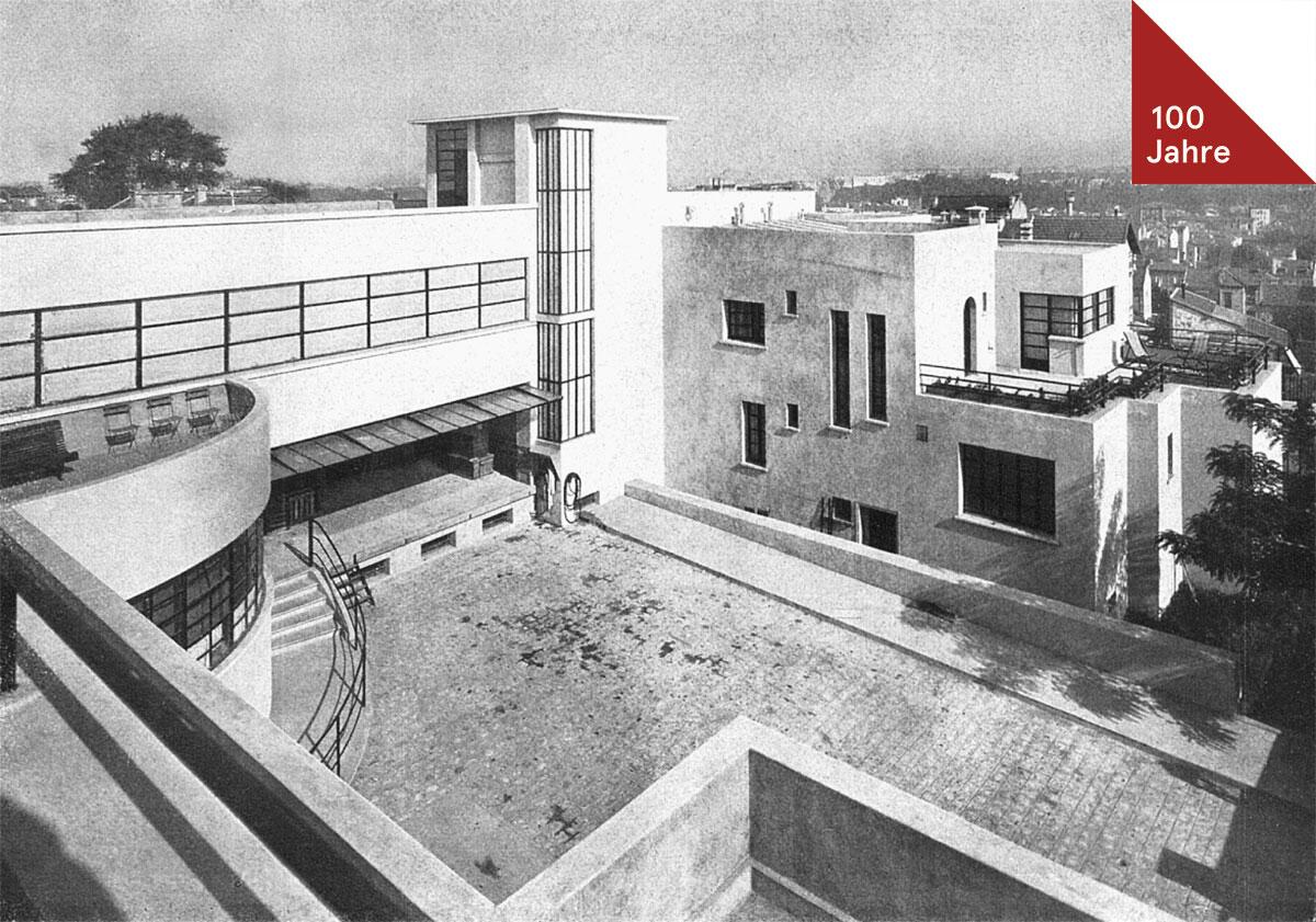 Fabrik kosmetischer Produkte Phebel in Puteaux bei Paris, Architekt Rymond Nicolas, Paris