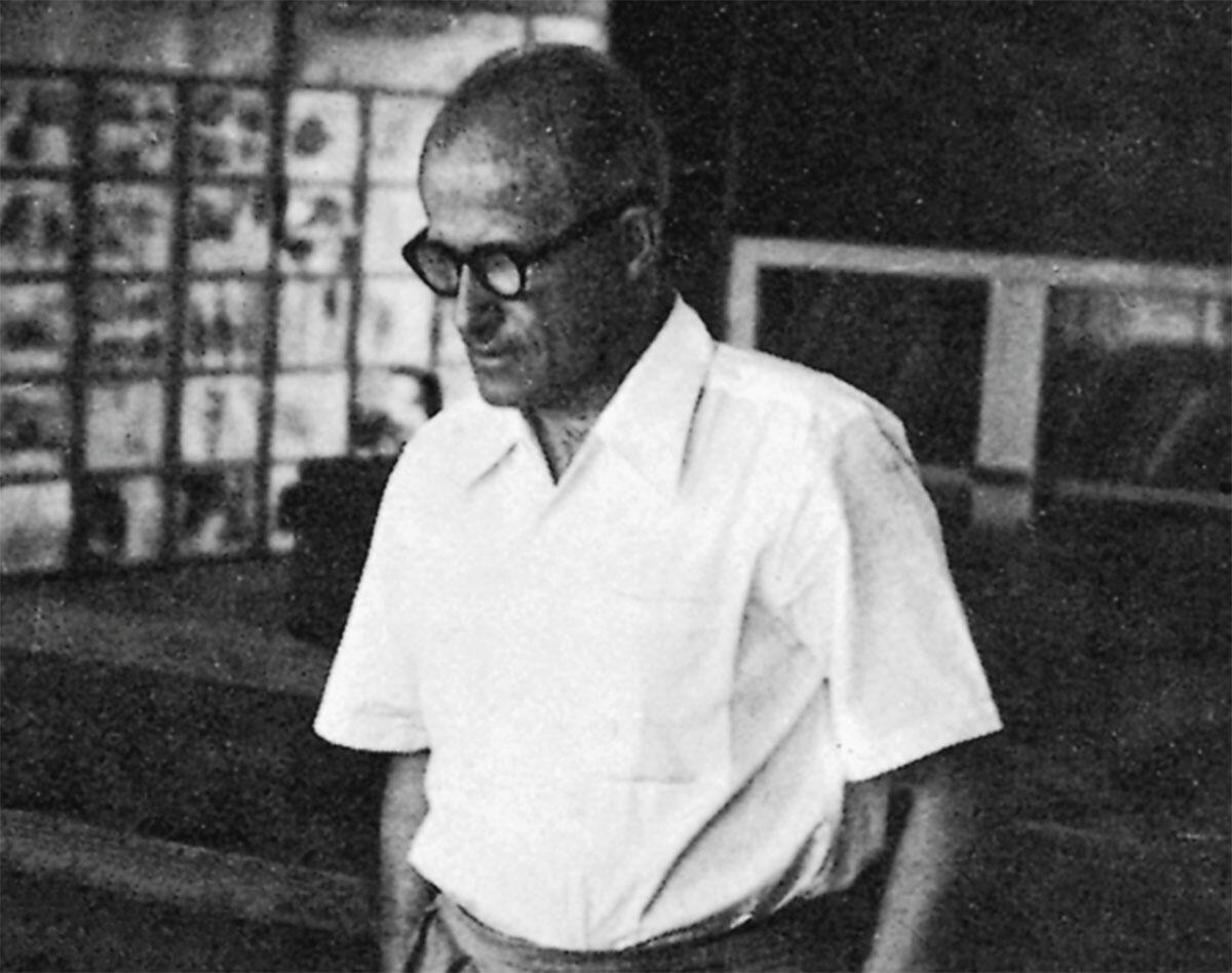 Pierre Jeanneret, der vergessene Partner von Le Corbusier