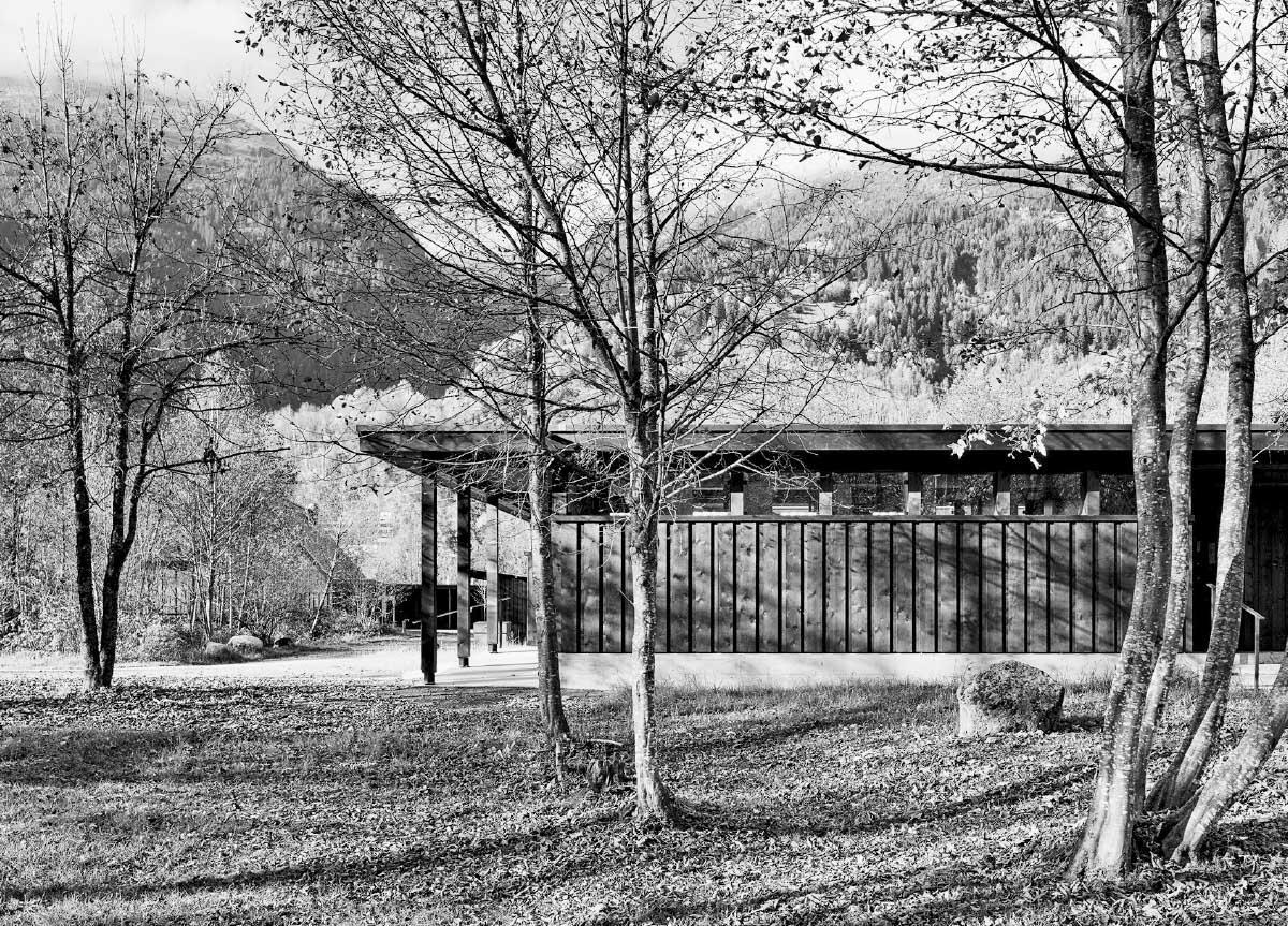 Casa Baltresca, Promontogno; Alter Clavuot Nunzi, 2019.  Bild: Architekten