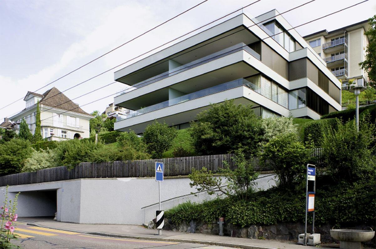Zürich-Höngg, Ottenbergstrasse