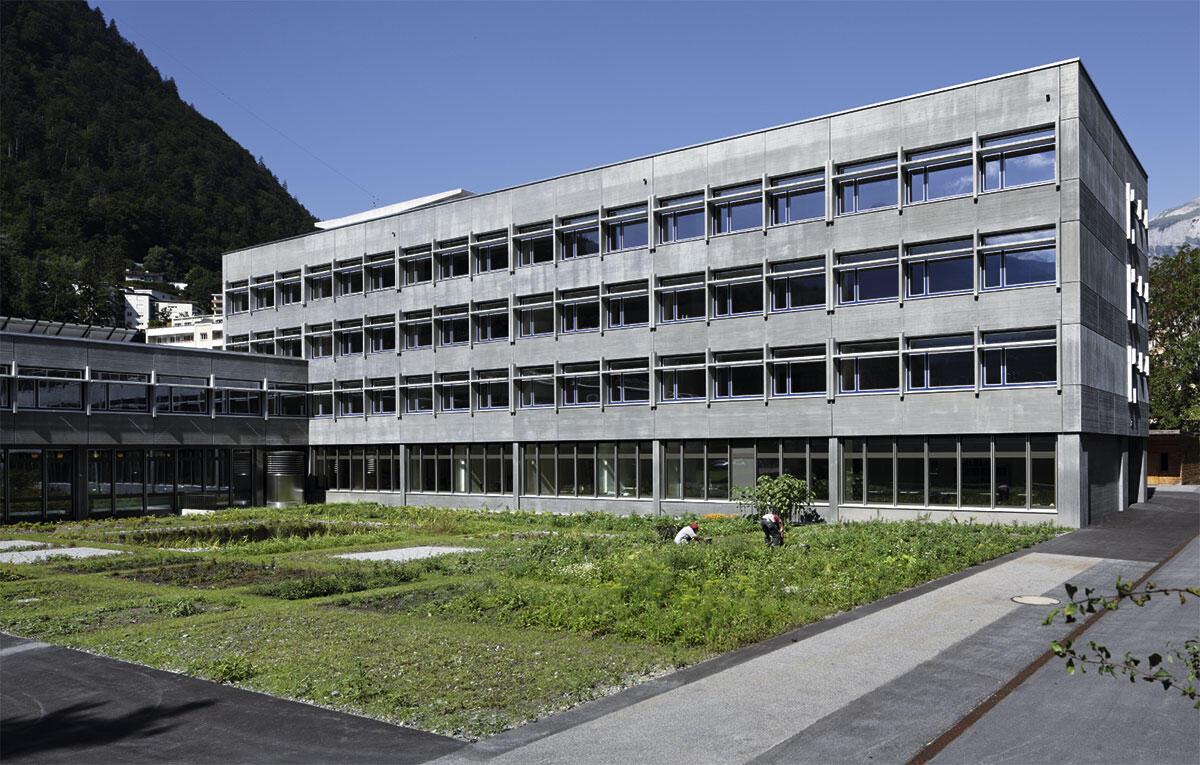 Die neue Südfassade von Pablo Horváth ist eine besser gedämmte Replik der ursprünglichen.