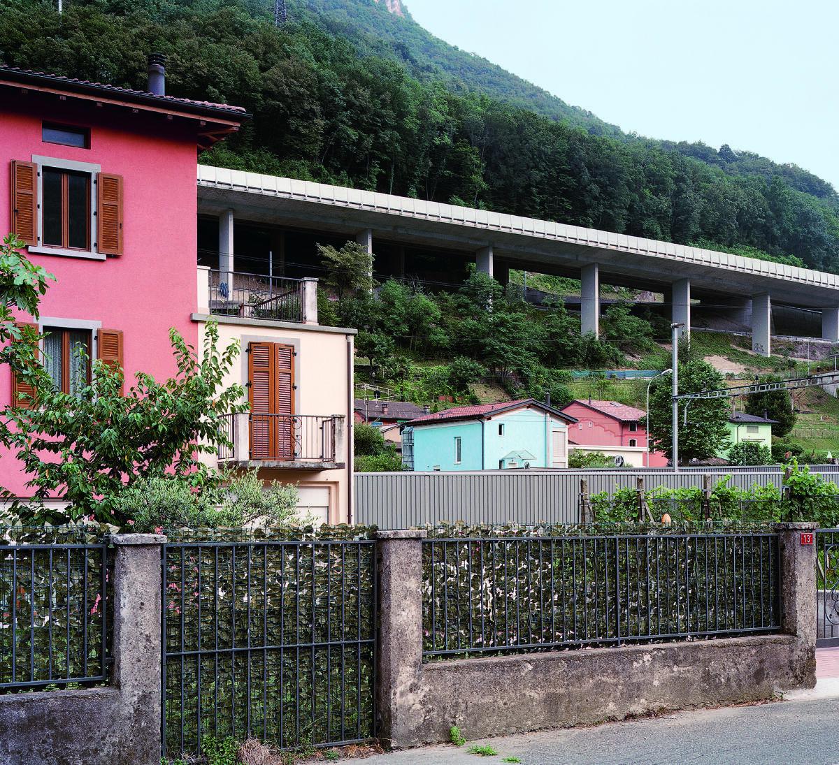Capolago, Tessin © Gian Paolo Minelli