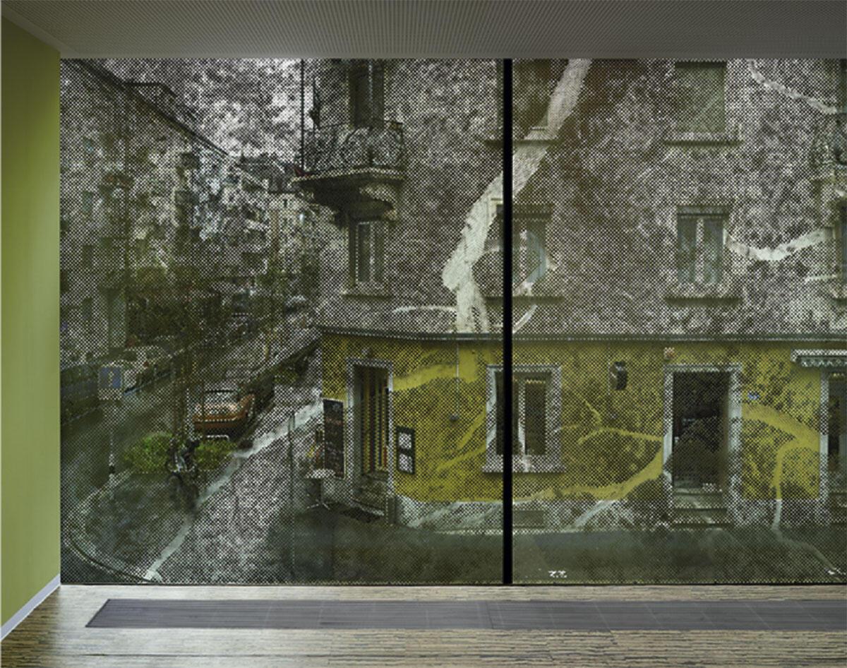 Wohn- und Geschäftshaus Neugasse, Zürich 2015, Isa Stürm Urs Wolf