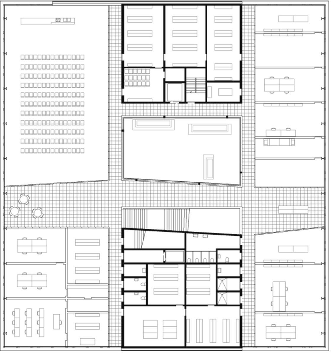 Neubau Geschützte Werkstätte, Kleindöttingen, Wettbewerb 2011, Ausführung 2011/2012