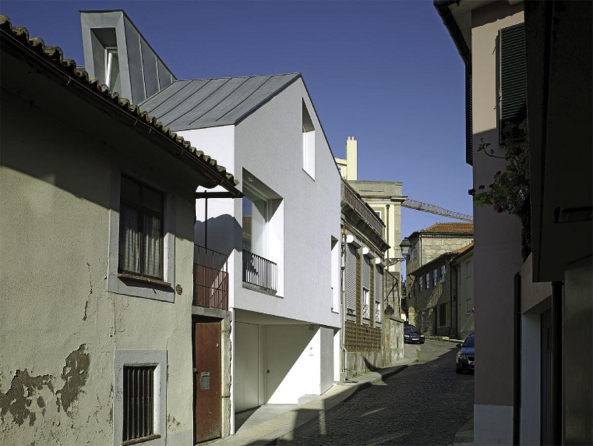 Das Haus in der Vorstadtgasse