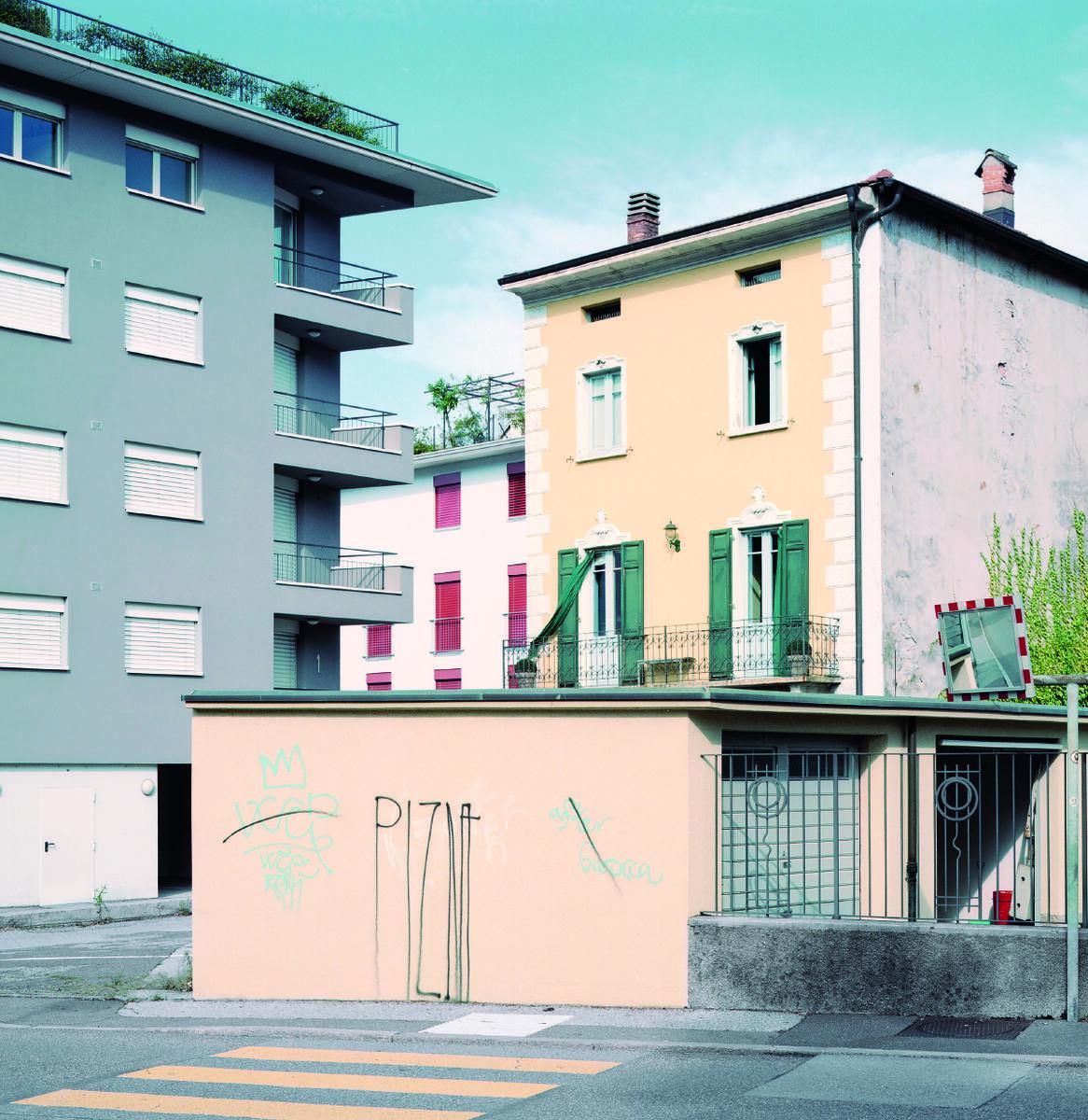Mendrisio, Tessin © Gian Paolo Minelli