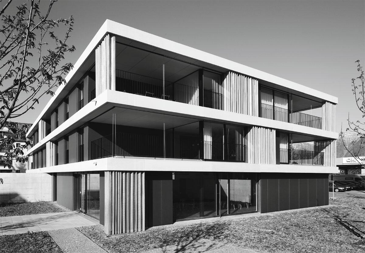 Neubau Wohnheim