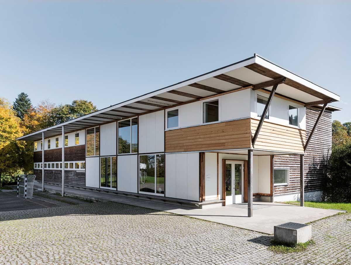 Primarschule Hof, St. Gallen Bild: Anna-Tina Eberhard