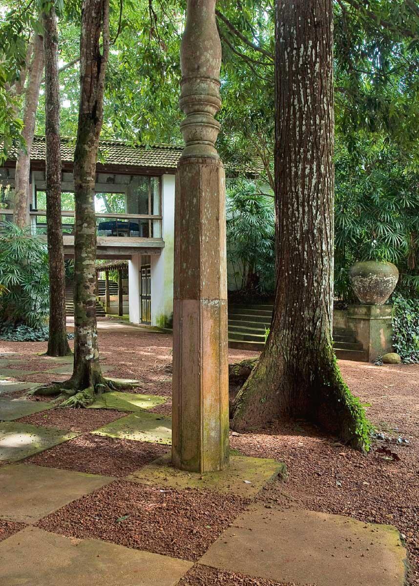 Sandela-Pavillon Bild: Sebastian Posingis