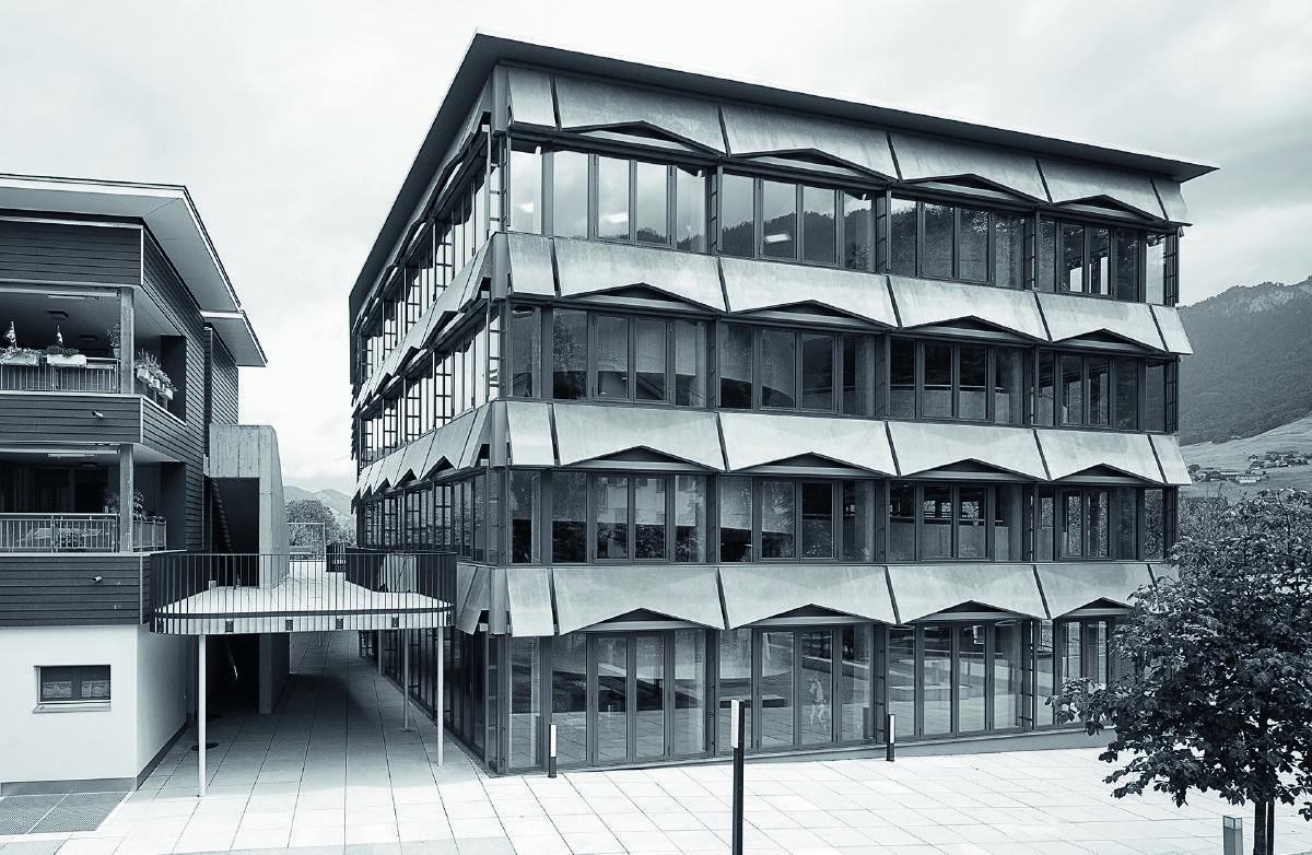 Tagesstätte der Stiftung Weidli Stans NW von plus architekten ag Bild: Christian Hartmann