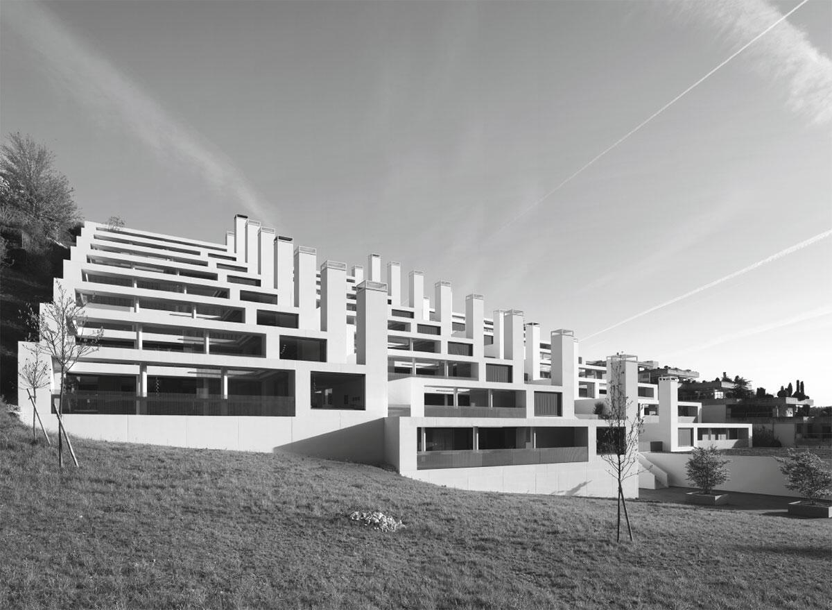 Wohnüberbauung Allmend in Baden von Burkard Meyer Architekten, Baden
