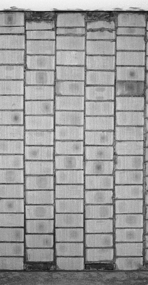 Ein neuer Verband mit durchlaufenden Stoss- und versetzten Lagerfugen wie im KeX-System der Keller Ziegeleien erhöht den Widerstand unter anderem gegen Erdbebenlasten.