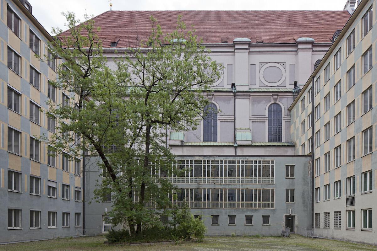 Alte Akademie, München Bild: Oliver Heissner