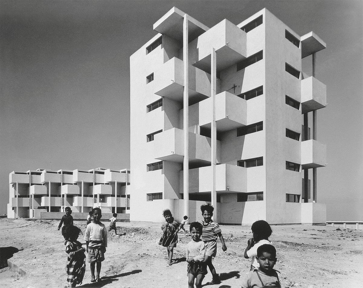 Der kolonialistische Blick: Schweizer Architekten bauen marokkanisch; Elemente der Berber-Architektur vermischen sich mit dem Internationalismus der Moderne.