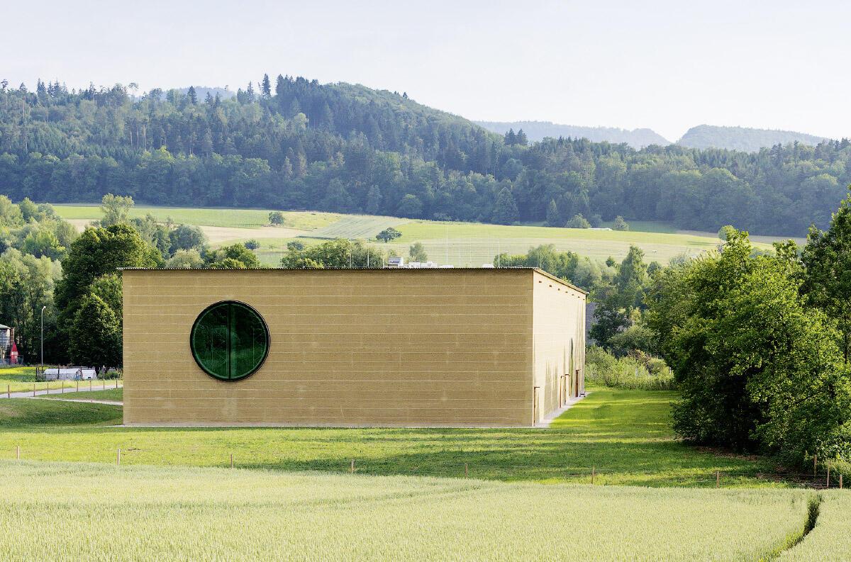 Ricola AG, Laufen Architektur: Herzog & de Meuron, Basel, Bild: Iwan Baan