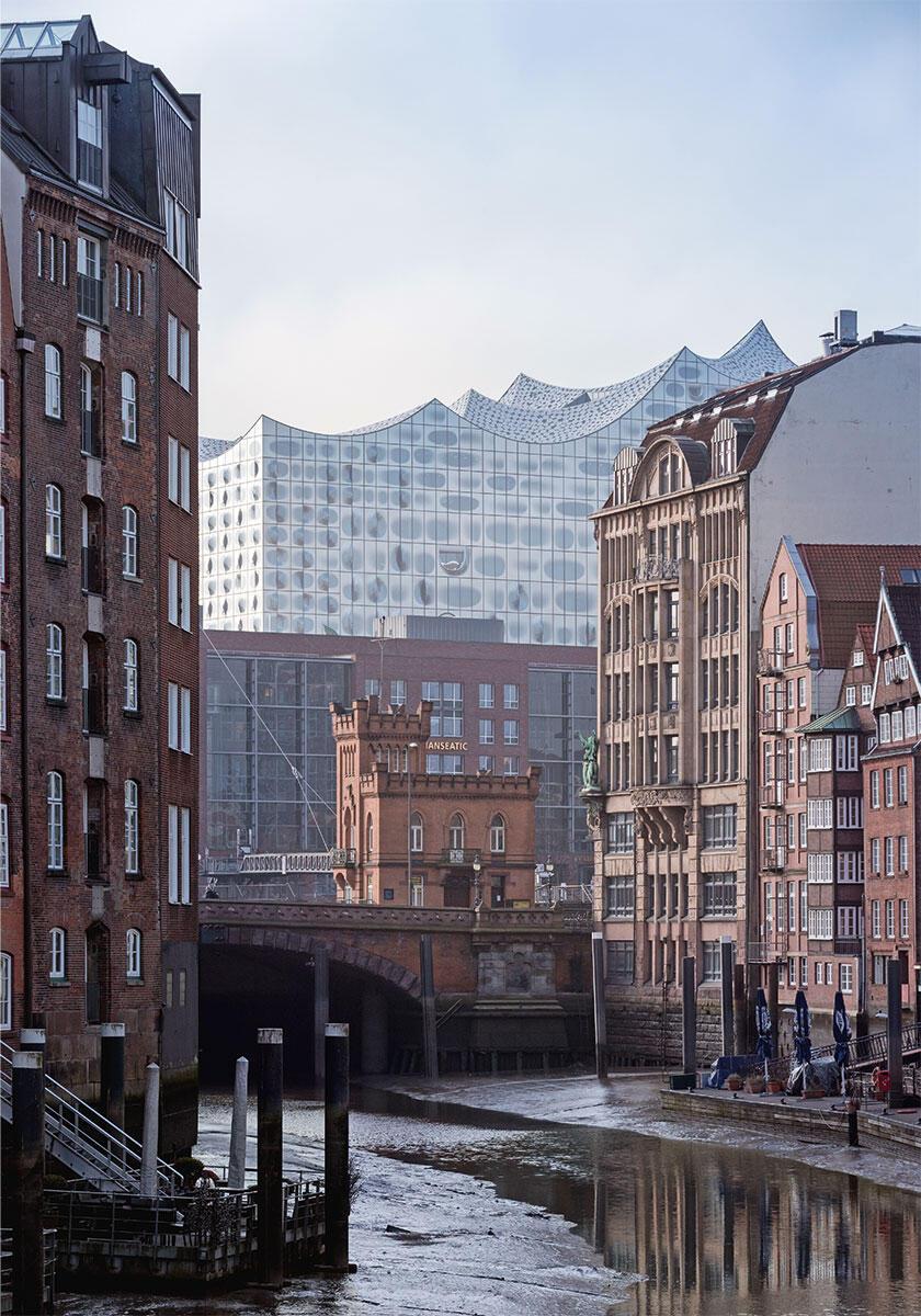 Elbphilharmonie von Herzog & de Meuron in der HafenCity