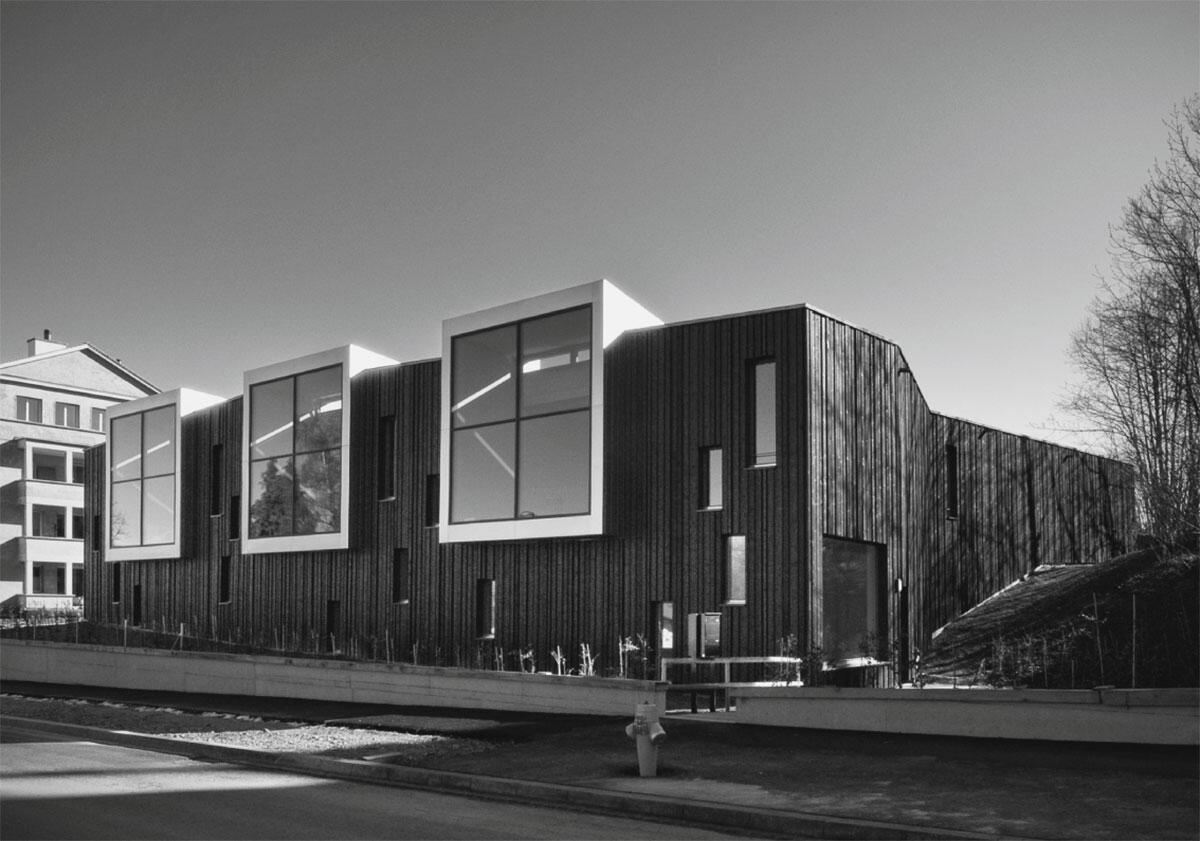 Kinderhaus Schönberg Ost in Bern vom Büro B Architekten und Planer AG
