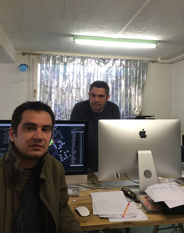 Plus de werk jas jeunes architectes de suisse werk for Jeune architecte