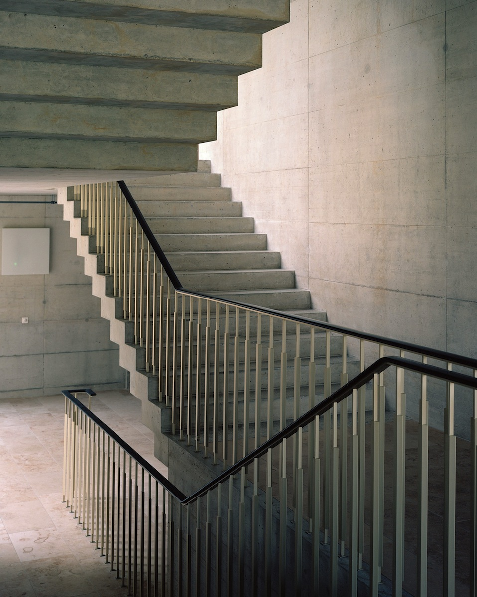 Treppenhaus architektur detail  Mehr werk - JAS Junge ArchitektInnen Schweiz - werk, bauen + wohnen