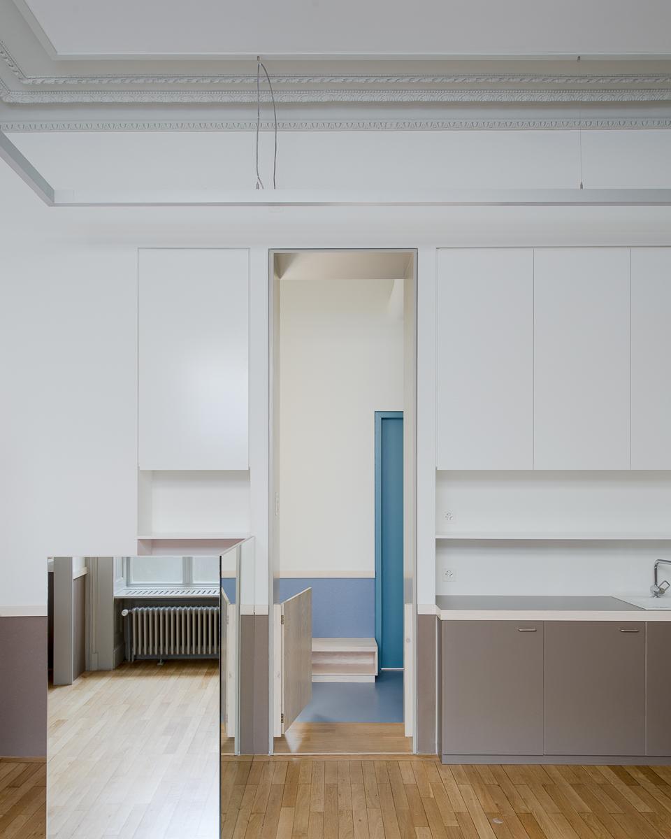 Mehr werk jas junge architektinnen schweiz werk bauen for O bureau lausanne