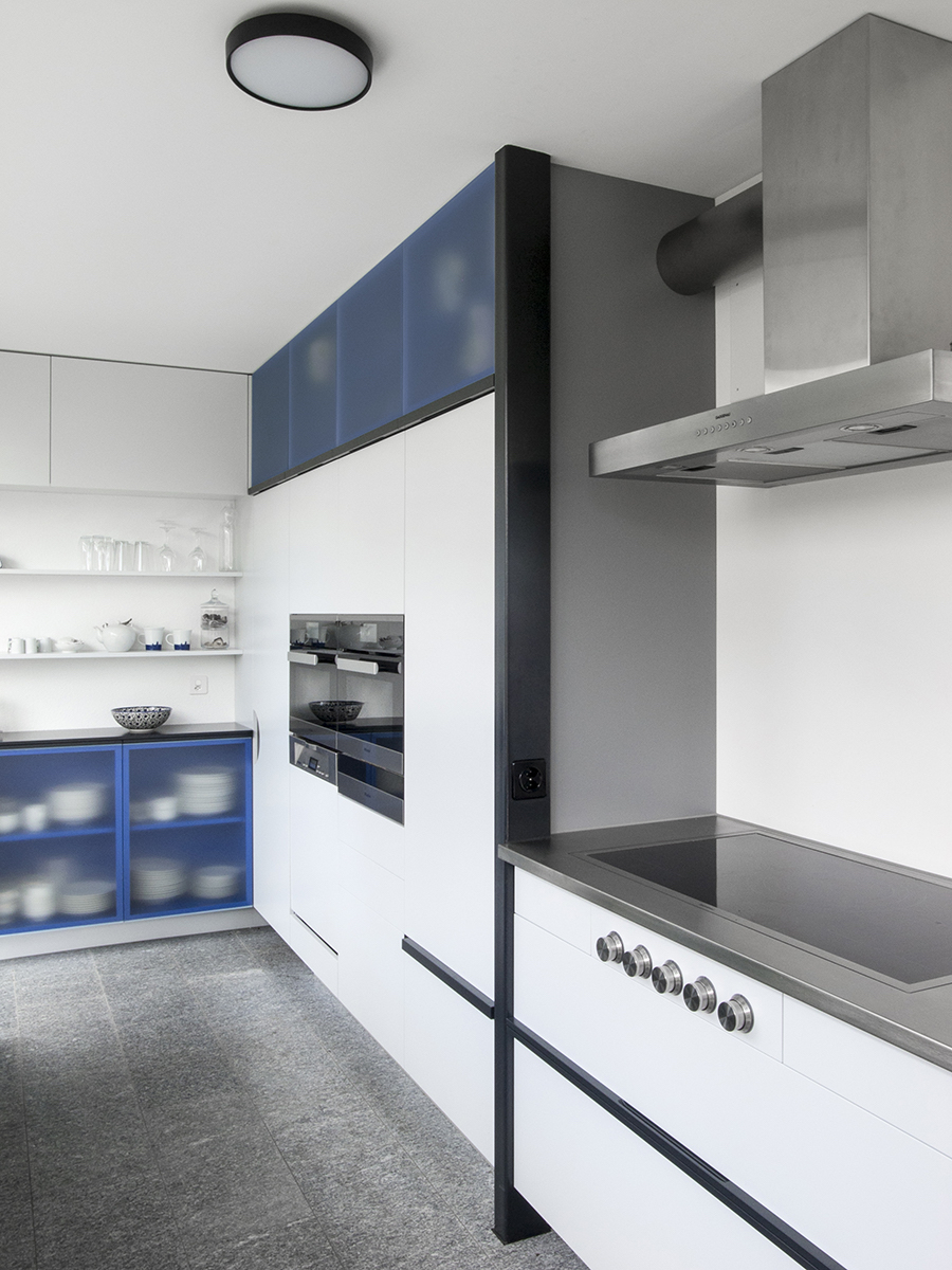 Hängele Küche mehr werk jas junge architektinnen schweiz werk bauen wohnen