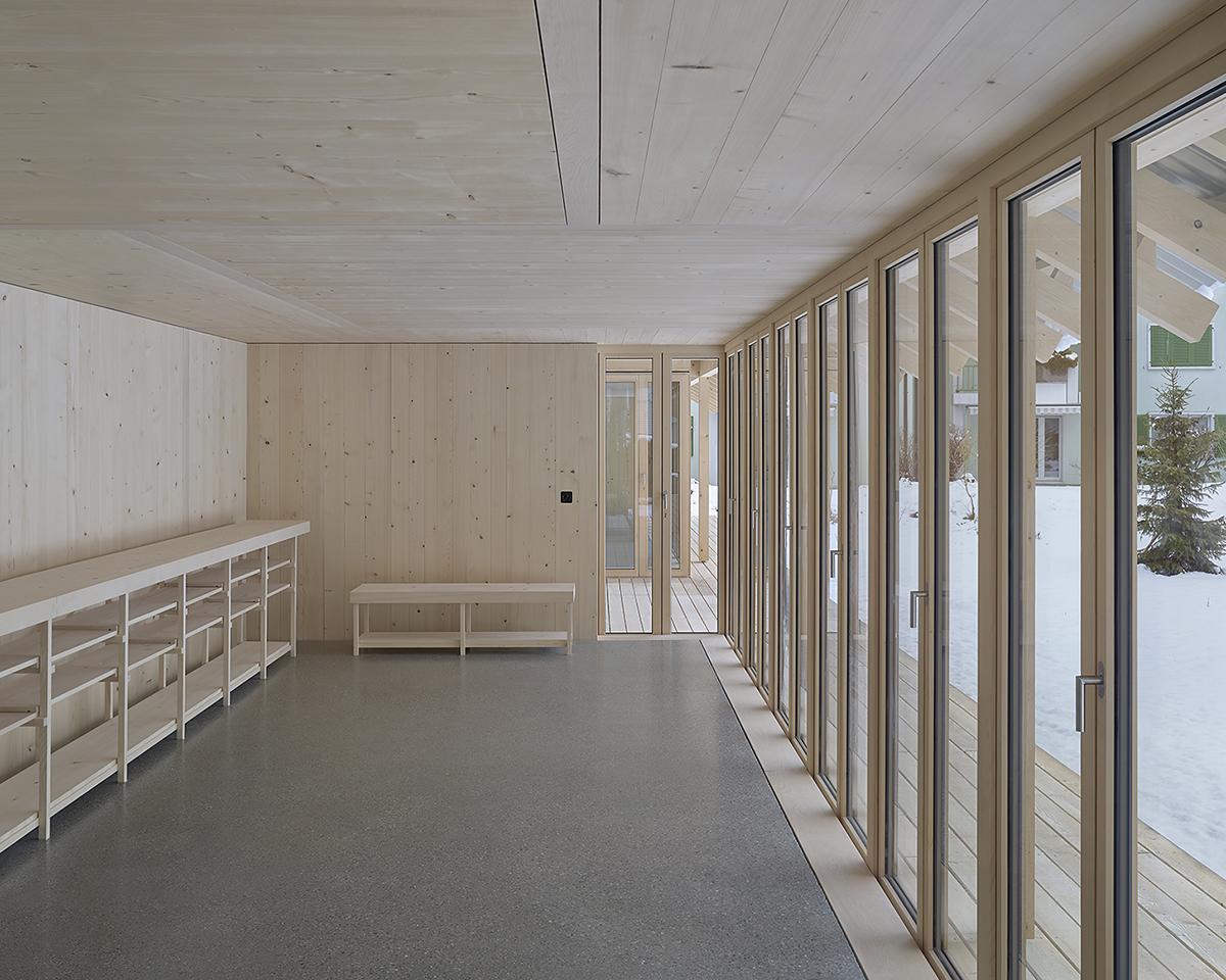 Mehr werk - JAS Junge ArchitektInnen Schweiz - werk, bauen + wohnen