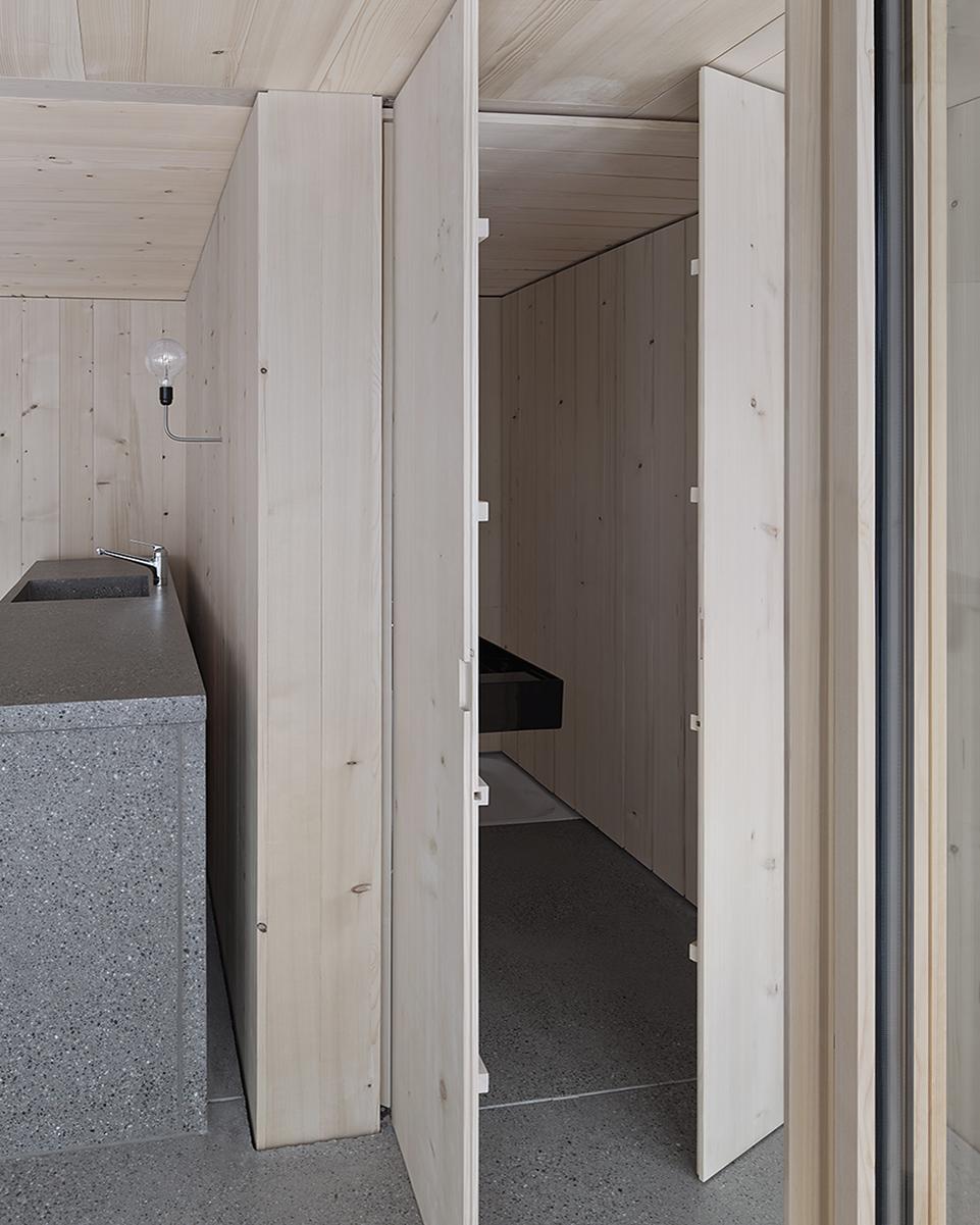 Mehr Werk Jas Junge Architektinnen Schweiz Werk Bauen Wohnen