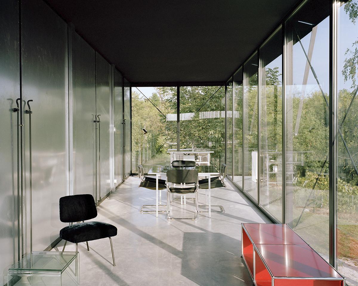 Plan basement, Picture: Maxime Delvaux