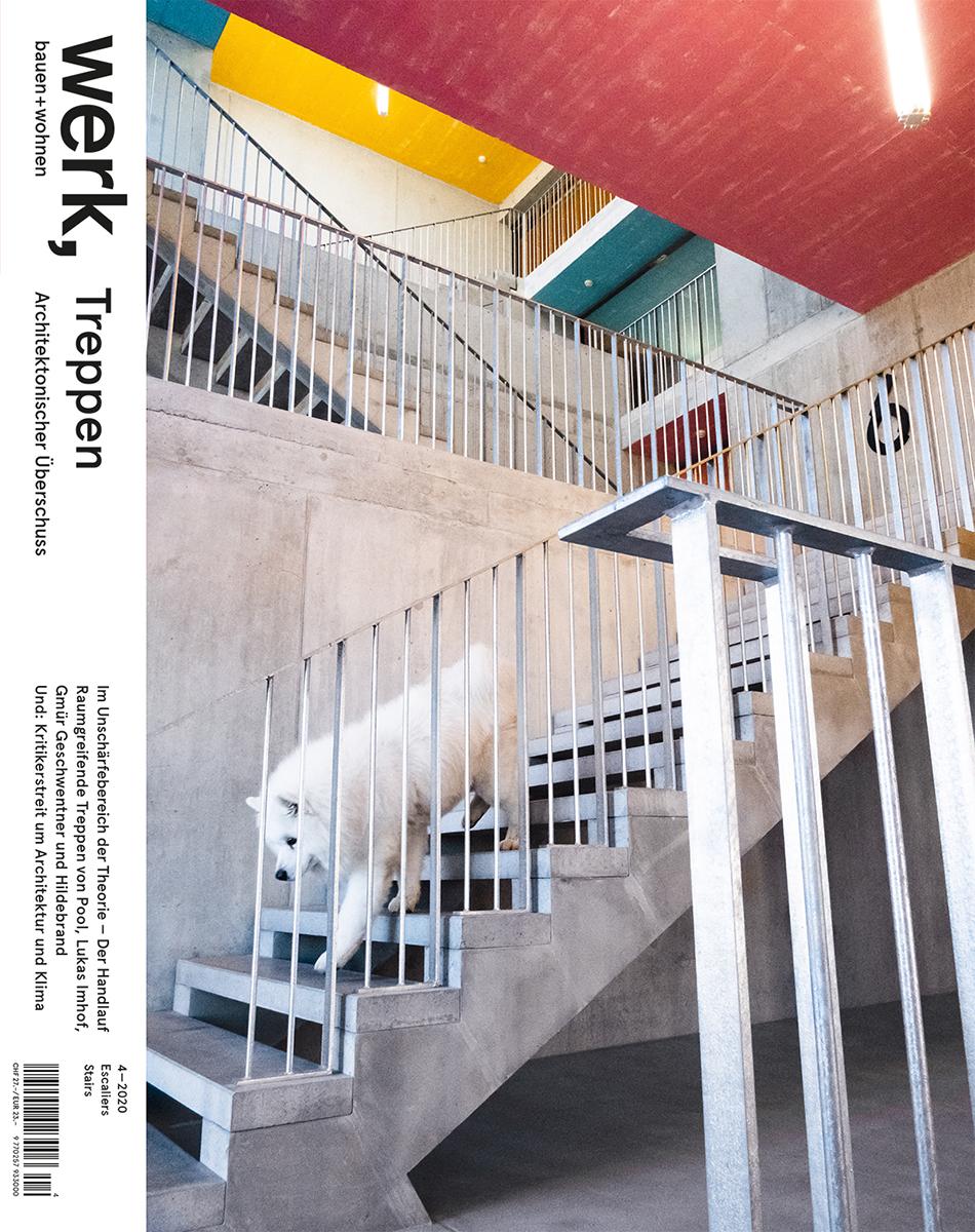 Sujet 6: Treppen; Bild: Corina Flühmann