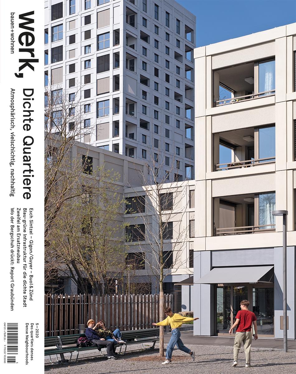 Sujet 10: Dichte Quartiere; Bild: Corina Flühmann