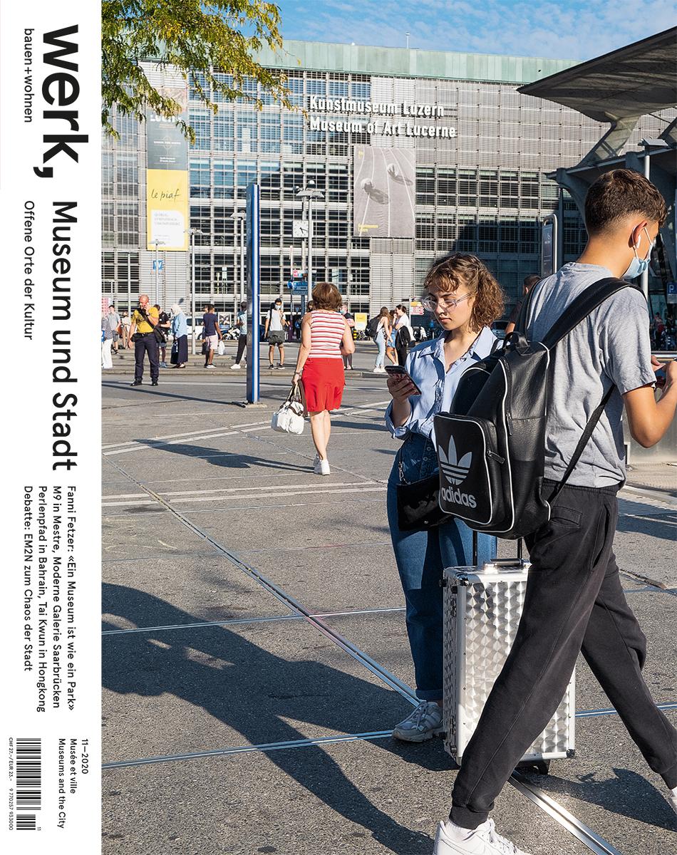 Sujet 26: Museum und Stadt; Bild: Corina Flühmann