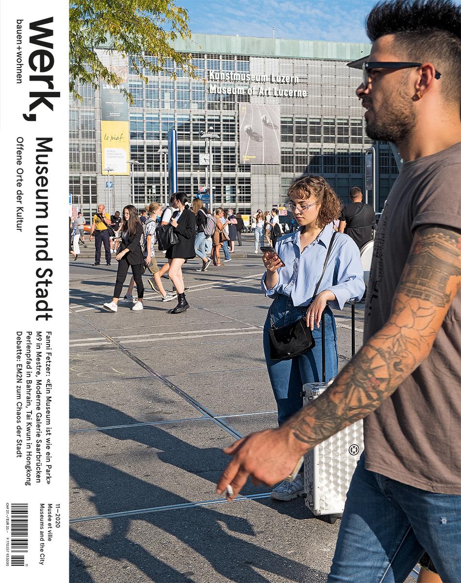 Sujet 29: Museum und Stadt; Bild: Corina Flühmann