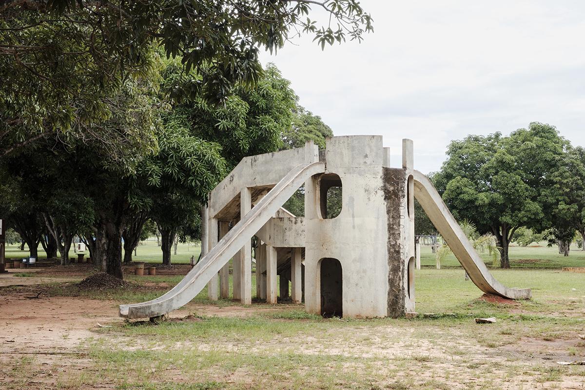 Pierre Antoine Brazilian playgrounds, 2017–2019