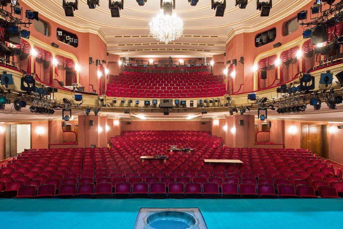 Schauspielhaus: Pfauensaal