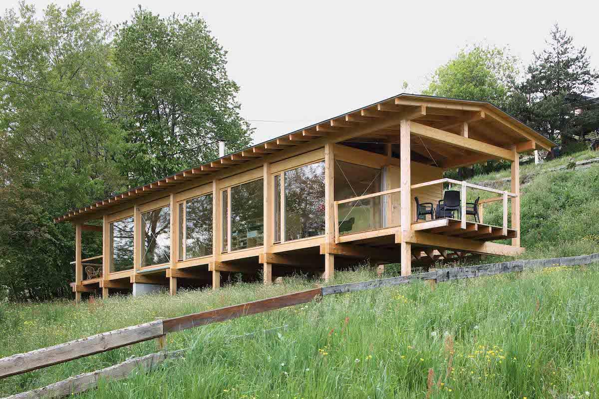 Hohengasser Wirnsberger Architekten  Bild: Christian Brandstaetter