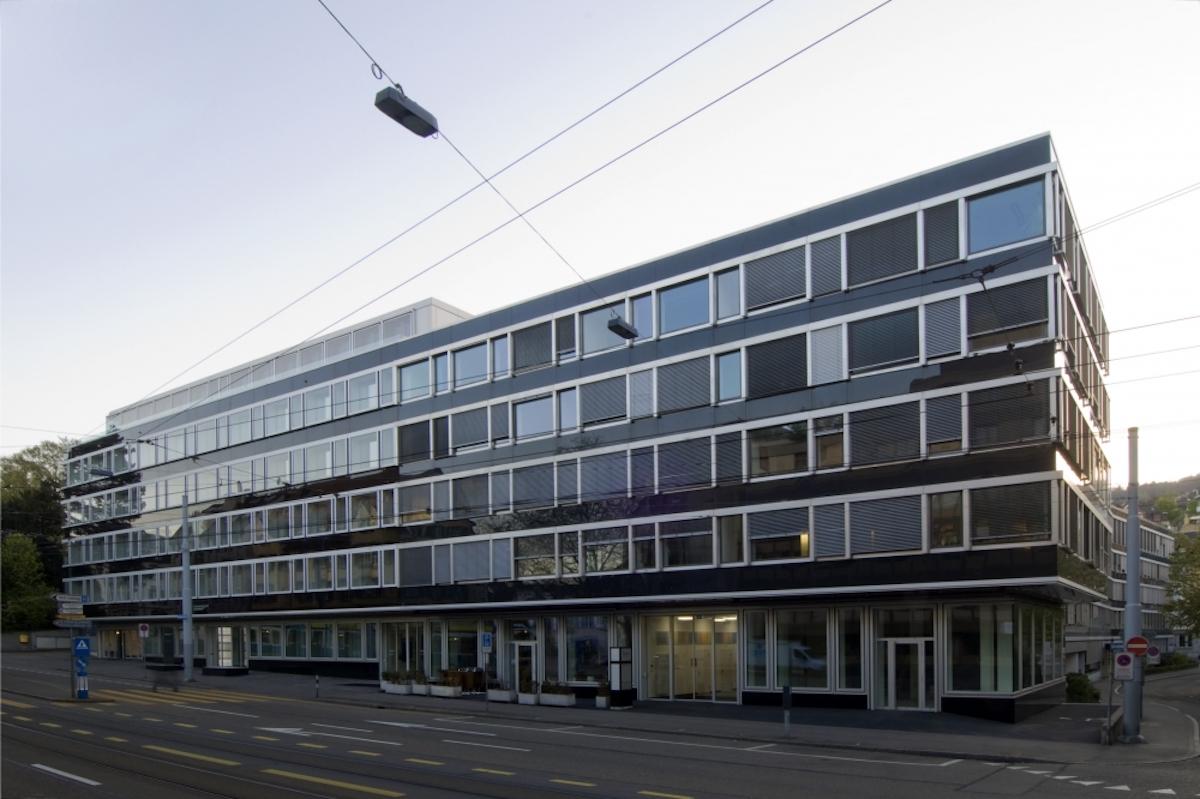Das Hochbauamt Kanton Zürich
